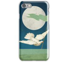 Moon Messenger iPhone Case/Skin