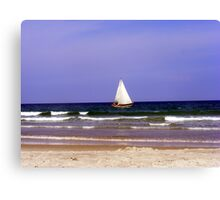 Perfect Winds... Canvas Print