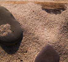 Sand and Rock #3 by Image11