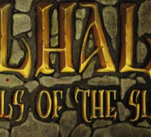 Valhalla: Halls of the Slain Sticker