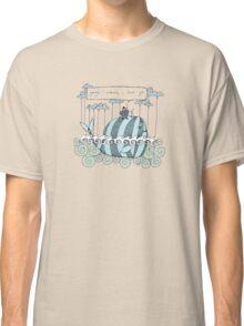 whale i love ye Classic T-Shirt