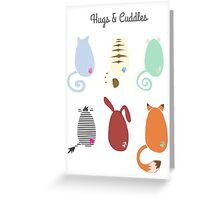 Tiggle bottoms Greeting Card