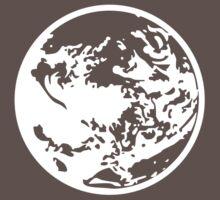 Earthbound Symbol - Super Smash Bros. (white) One Piece - Short Sleeve