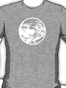 Earthbound Symbol - Super Smash Bros. (white) T-Shirt