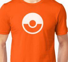 Pokémon Symbol - Super Smash Bros. (white) Unisex T-Shirt