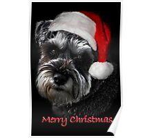 Santa Bob Poster
