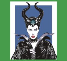 Maleficent Kids Clothes