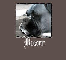 Boxer headshot Mens V-Neck T-Shirt