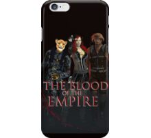 The Blood of the Empire iPhone Case/Skin