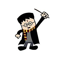 You're a Wizard Harry Photographic Print
