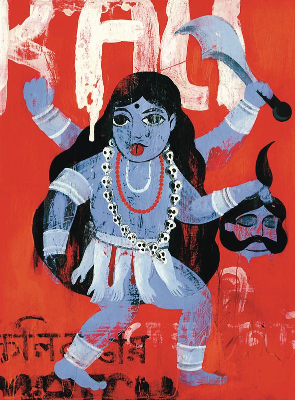 Kali by christopher  nielsen
