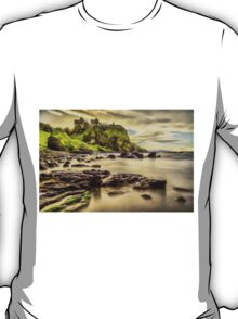 Evening at Dunluce Castle T-Shirt
