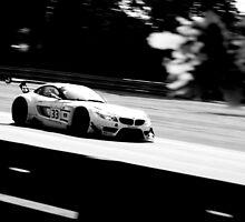 Alex Zanardi BMW Z4 GT @ Brands Hatch  by Lynchie