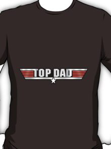 Top Dad Callsign T-Shirt