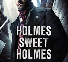 Holmes Sweet Holmes by NoirDetective