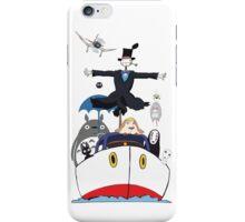 Ghibli mix2 iPhone Case/Skin