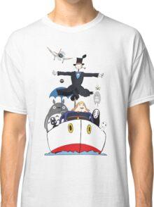 Ghibli mix2 Classic T-Shirt