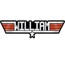 William Callsign Photographic Print
