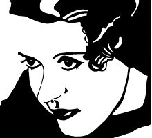 Bette Davis by HappyDaisy
