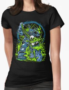 Cryo Slime Time Womens Fitted T-Shirt
