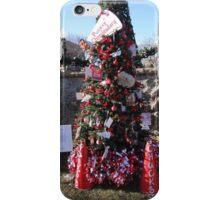 Go Chucks Christmas Tree iPhone Case/Skin