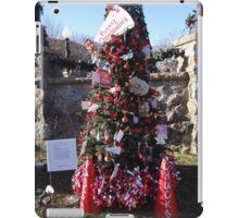 Go Chucks Christmas Tree iPad Case/Skin