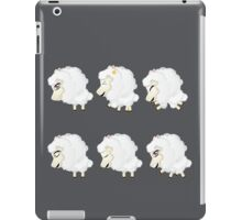 Chibi Sheeps 4 iPad Case/Skin