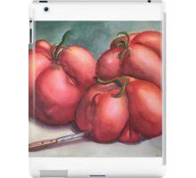 Deformed Tomatoes iPad Case/Skin