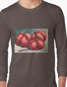 Deformed Tomatoes Long Sleeve T-Shirt