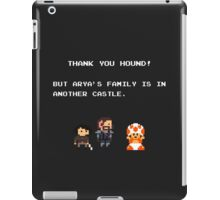 Thank You Hound! iPad Case/Skin