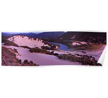 Darby river dunes - Wilsons Promontory Poster