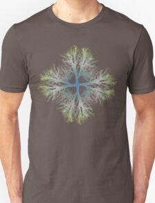 exponential bifurcation | gradient T-Shirt