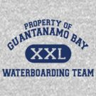 Guantanamo Bay Waterboarding Team by AngryMongo