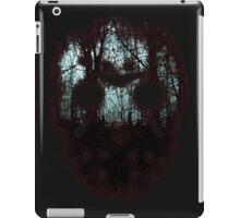 Mask of Hate iPad Case/Skin