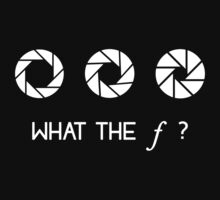 What the F? | Unisex T-Shirt