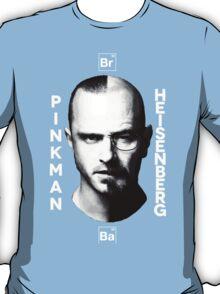 Breaking Bad - Pinkman & Heisenberg T-Shirt