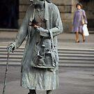Anonymous Pedestrians by Kasia Nowak