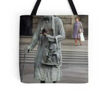 Anonymous Pedestrians Tote Bag