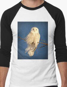 Guardian Angel Men's Baseball ¾ T-Shirt