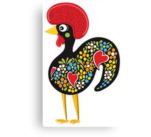 Symbols of Portugal - Rooster Nr. 07 Canvas Print