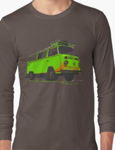 Kombi camper Long Sleeve T-Shirt