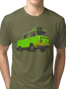 Kombi camper Tri-blend T-Shirt