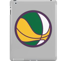 Classic Utah Basketball iPad Case/Skin