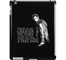 Spartacus - Victory iPad Case/Skin