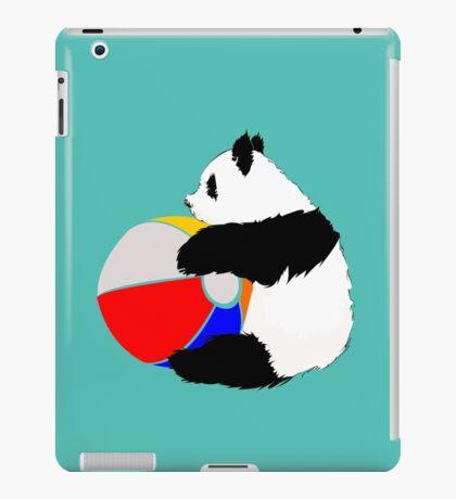 Panda Summer Fun iPad Case/Skin