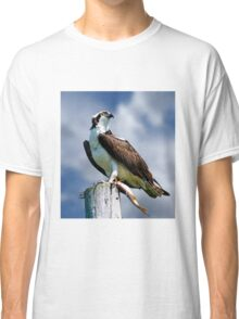 Osprey with Pike Classic T-Shirt