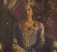 Queen Guinevere, Long Live The Queen. by osgoods-bowtie