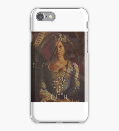 Queen Guinevere, Long Live The Queen. iPhone Case/Skin