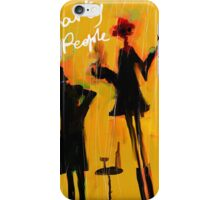 Party People iPhone Case/Skin