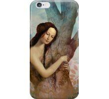 Embraced iPhone Case/Skin